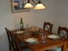 The dining area - Gite 2
