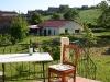 The terrace - Gite 2 - and garden