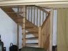New spiral staircase - Gite 1